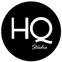 HQ Studio, Hairquarters Fairview Mall Logo